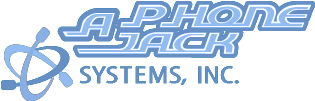 A Phone Jack Systems Inc, Logo